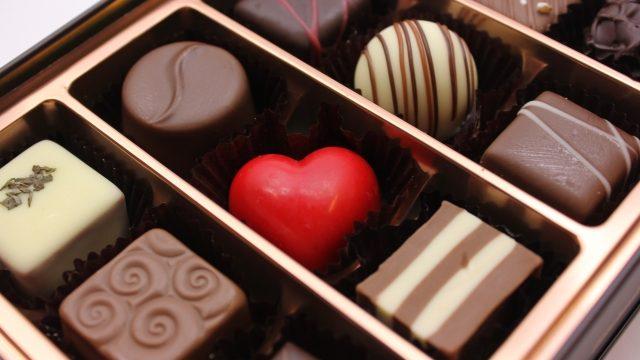 チョコレート検定