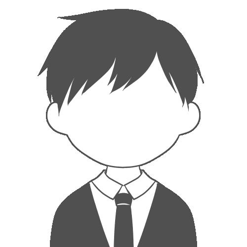若者スーツ男